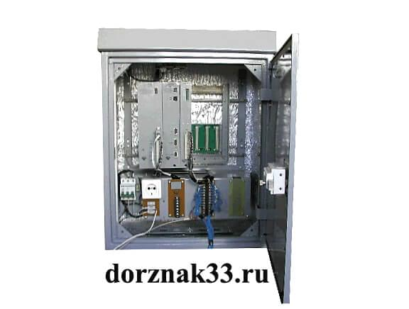 Дорожный контроллер - это оборудование, предназначенное для управления сигналами светофоров как светодиодных...
