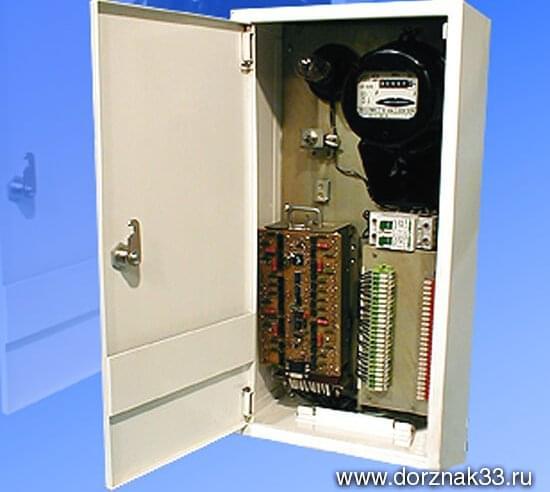 Дорожный контроллер КС предназначен для управления сигналами светофоров и указателей на перекрестках и...